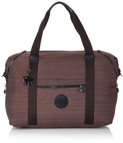 816f64288a7 Kipling Women's Art M BPC Tote Bag (Dazz Espresso ): Amazon.in ...