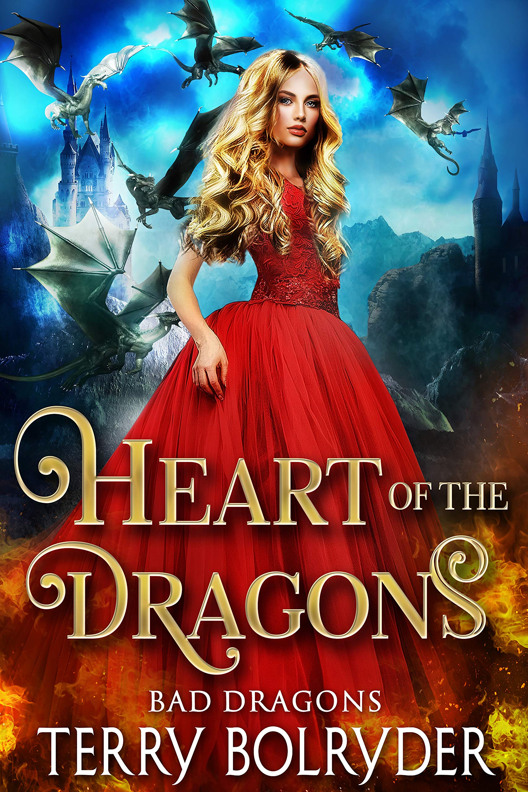 Heart Of The Dragons  Bad Dragons Book 2   English Edition