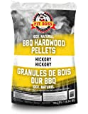 Pit Boss 55436 BBQ Wood Pellets, 40 lb, Hickory