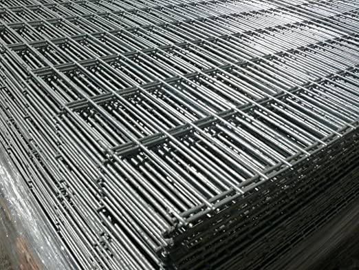 8 pack of welded wire mesh panels 24m x 12m 8ft x 4ft 8 pack of welded wire mesh panels 24m x 12m 8ft x 4ft galvanized steel sheet 75x25mm 3x1 holes 25mm thick 12 gauge wire amazon garden keyboard keysfo Choice Image