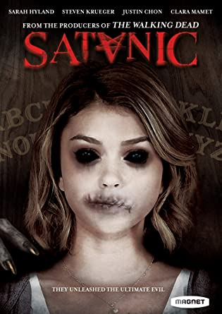 Amazon Com Satanic Sarah Hyland Justin Chon Jeffrey G Hunt Movies Tv