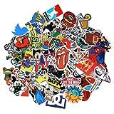 Neuleben Love Sticker Pack 100-Pcs Sticker Decals Vinyls for Laptop,Kids,Cars,Motorcycle,Bicycle,Skateboard Luggage,Bumper Stickers Hippie Decals bomb Waterproof(Not Random)
