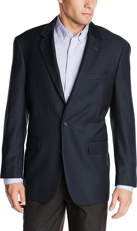 Louis Raphael Mens Comfort Fit 2 Button Center Vent Suit Separate Jacket