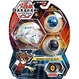 Bakugan- Starter Pack Modelo 3, 6055439, Multicolor