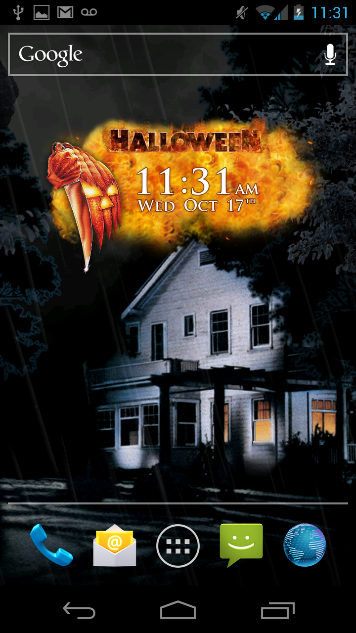 Amazon Halloween Live Wallpaper Appstore For Android