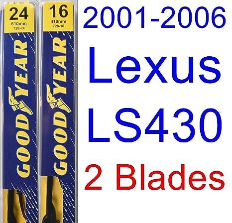 2005 ls430 reliability