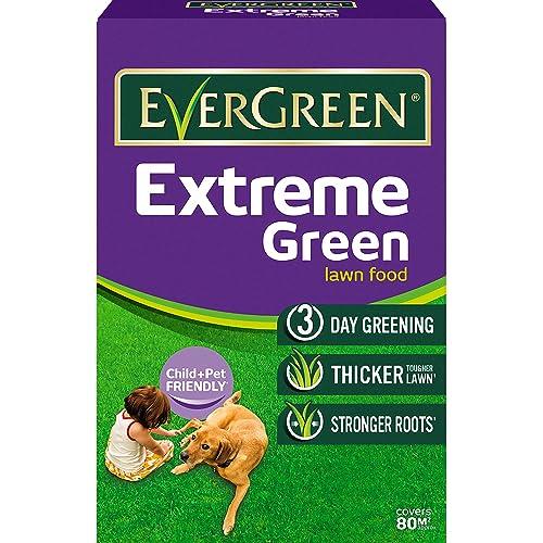 Evergreen Garden Care Ltd Extreme Green Carton, 2.8 kg