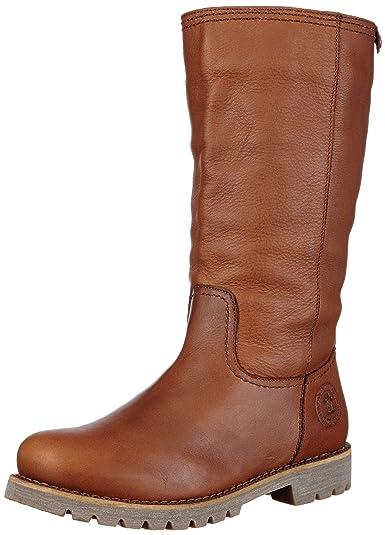 wholesale dealer 442b1 aa8c7 Panama Jack Bambina Igloo Damen Warm gefüttert Schlupfstiefel Langschaft  Stiefel & Stiefeletten