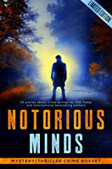 Notorious Minds Boxset: Mystery & Thriller Crime Kindle Edition