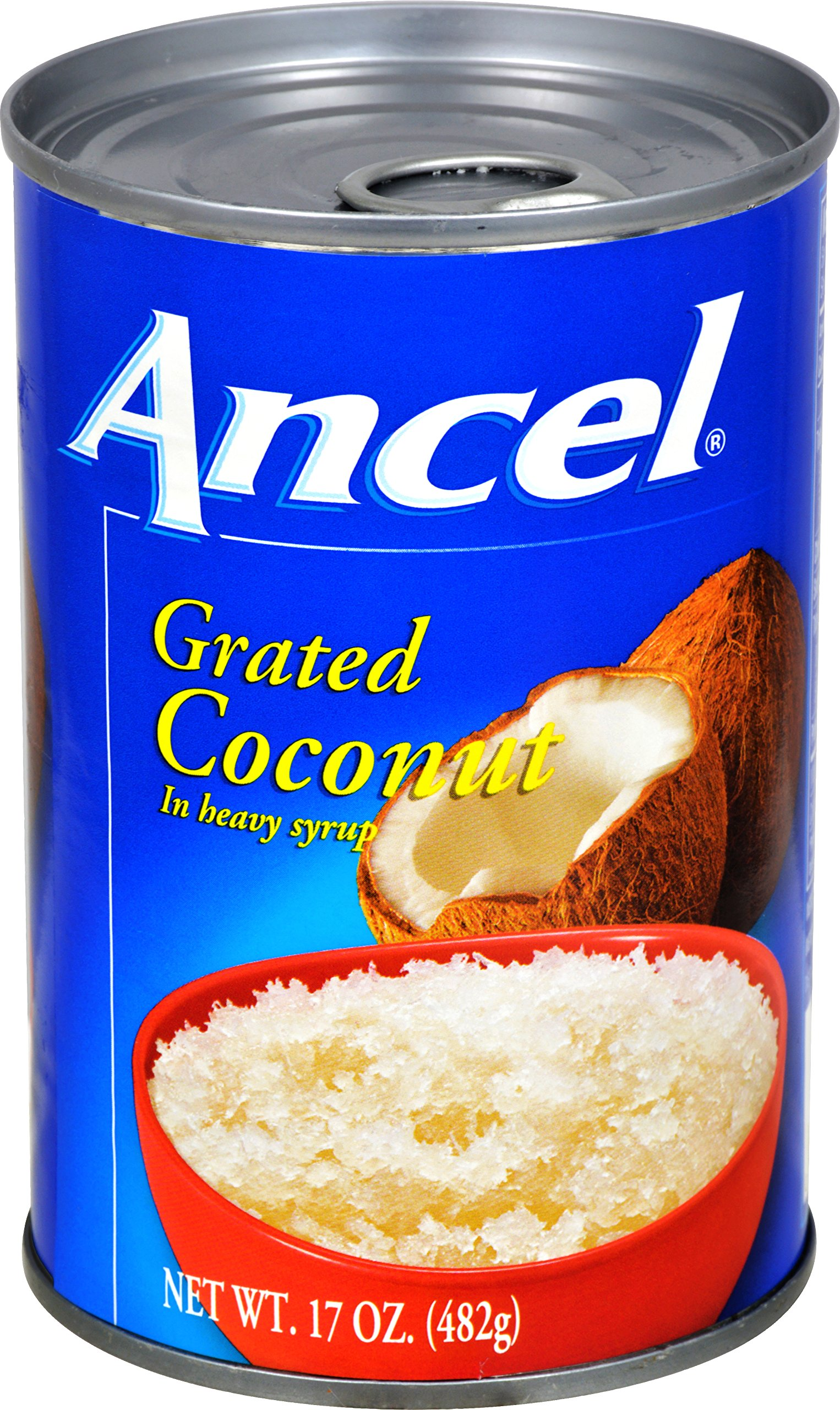 Goya Foods Ancel Grated Coconut, 17-Ounce (Pack of 24)