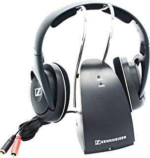 amazon com sennheiser rs 130 wireless surround sound headphones rh amazon com sennheiser hdr 120 manual sennheiser hdr 130 manual