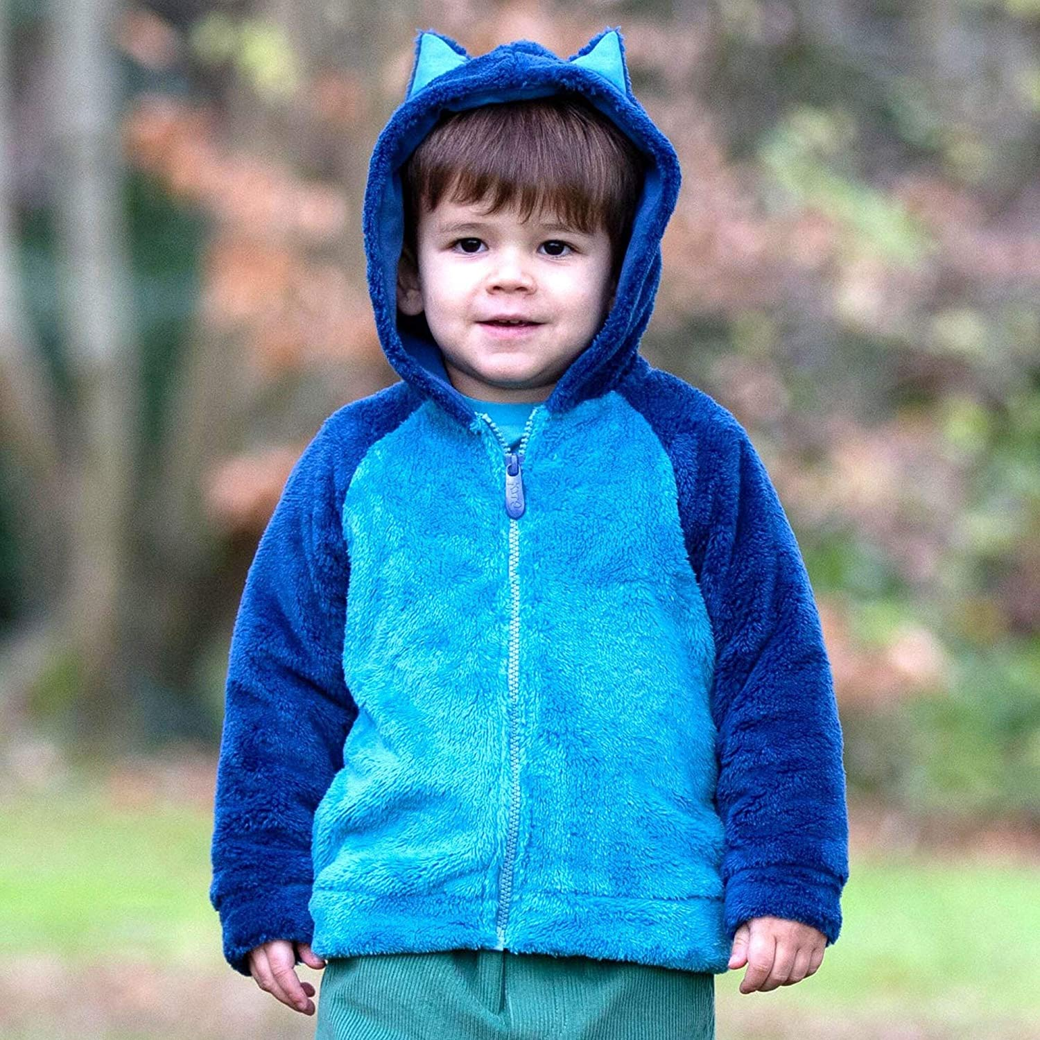 Kite Boys Fab Fox Fleece 0-5 Years