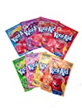 Kool-Aid Variety pack 8 Flavor Sachets