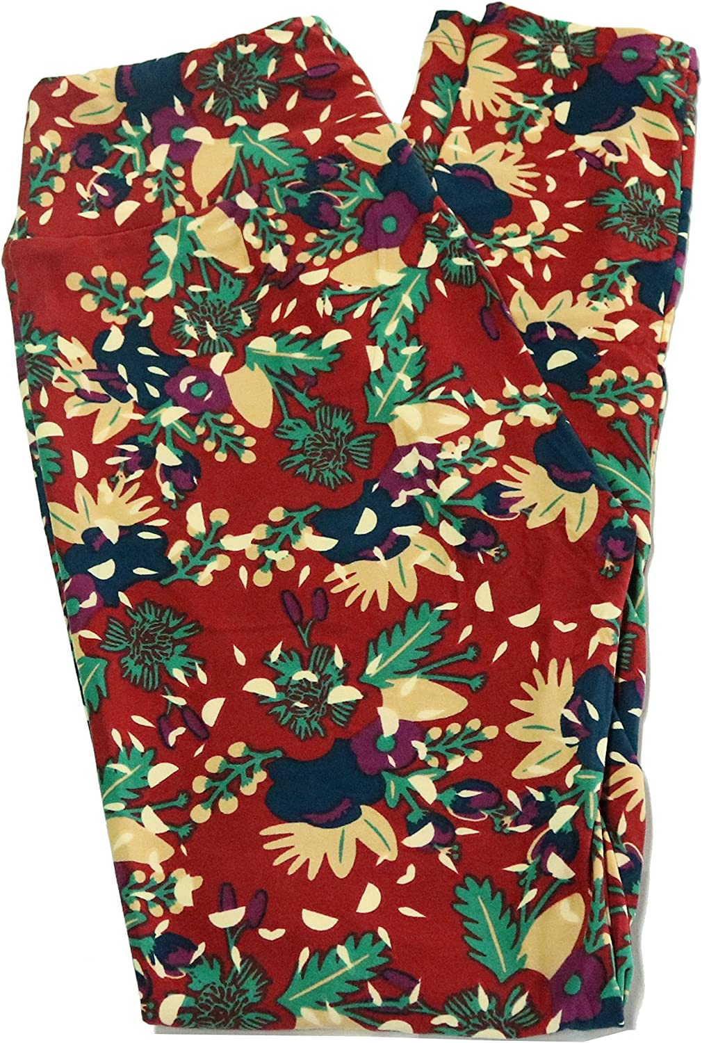 Lularoe Mystery Leggings - One Size (OS) (0-10)