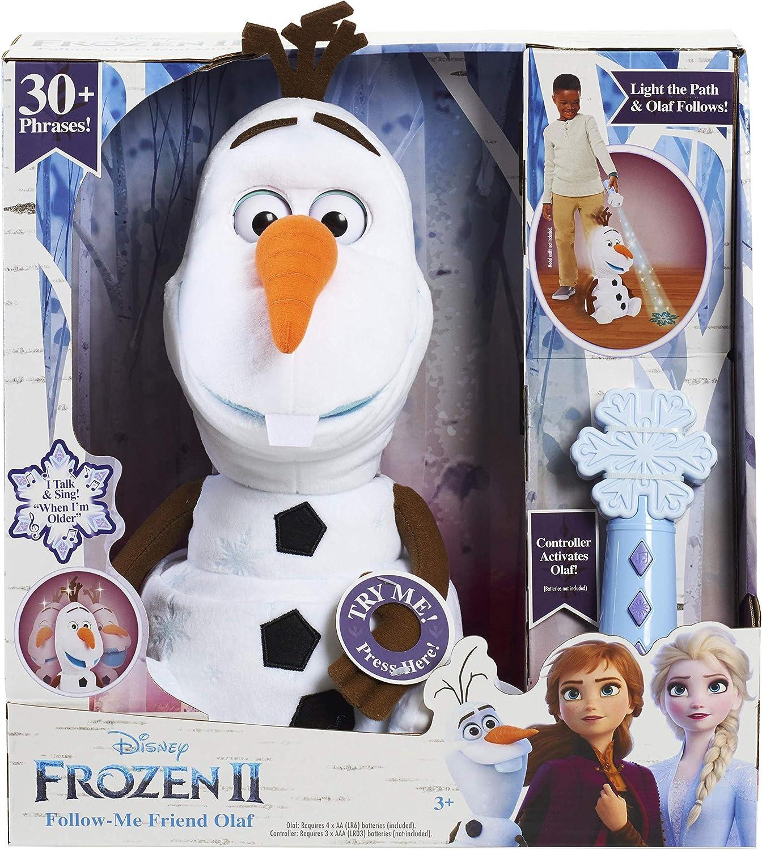 Frozen Disney 2 Follow-Me Friend Olaf