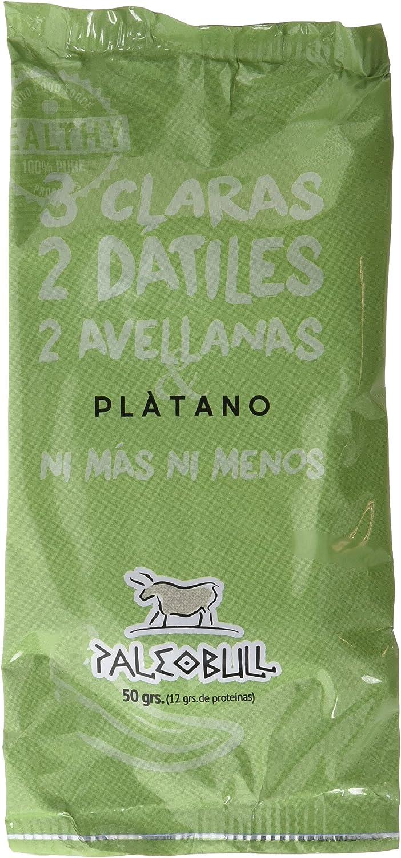Paleobull Barrita Energética con Avellanas y Plátano - 9 ...