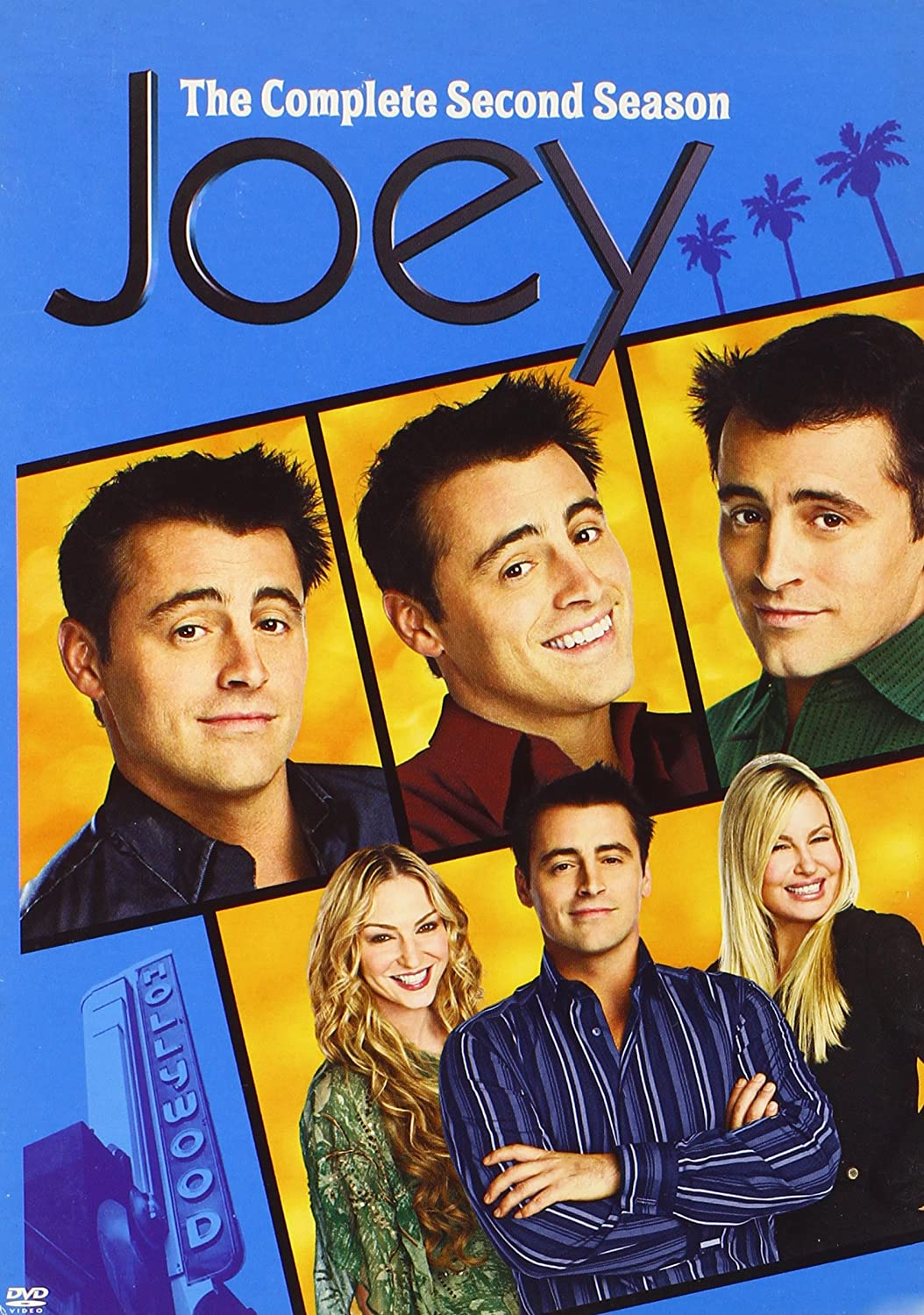 Amazon.com: Joey: The Complete Second Season: Matt LeBlanc: Movies ...