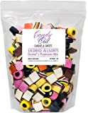 Gustaf's Premium Licorice Allsorts 3 Pound in Sealed Stand-up Bag - New Mix