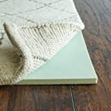 """RUGPADUSA, Cloud Comfort, 4'x6', 1/2"""" Thick, Memory Foam, Luxurious Cushioned Rug Pad, Available in 2 Thicknesses, Many Custo"""