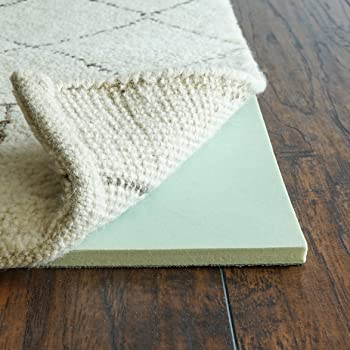 Rug Pad USA Cloud Comfort Rug Pad For Hardwood Floors