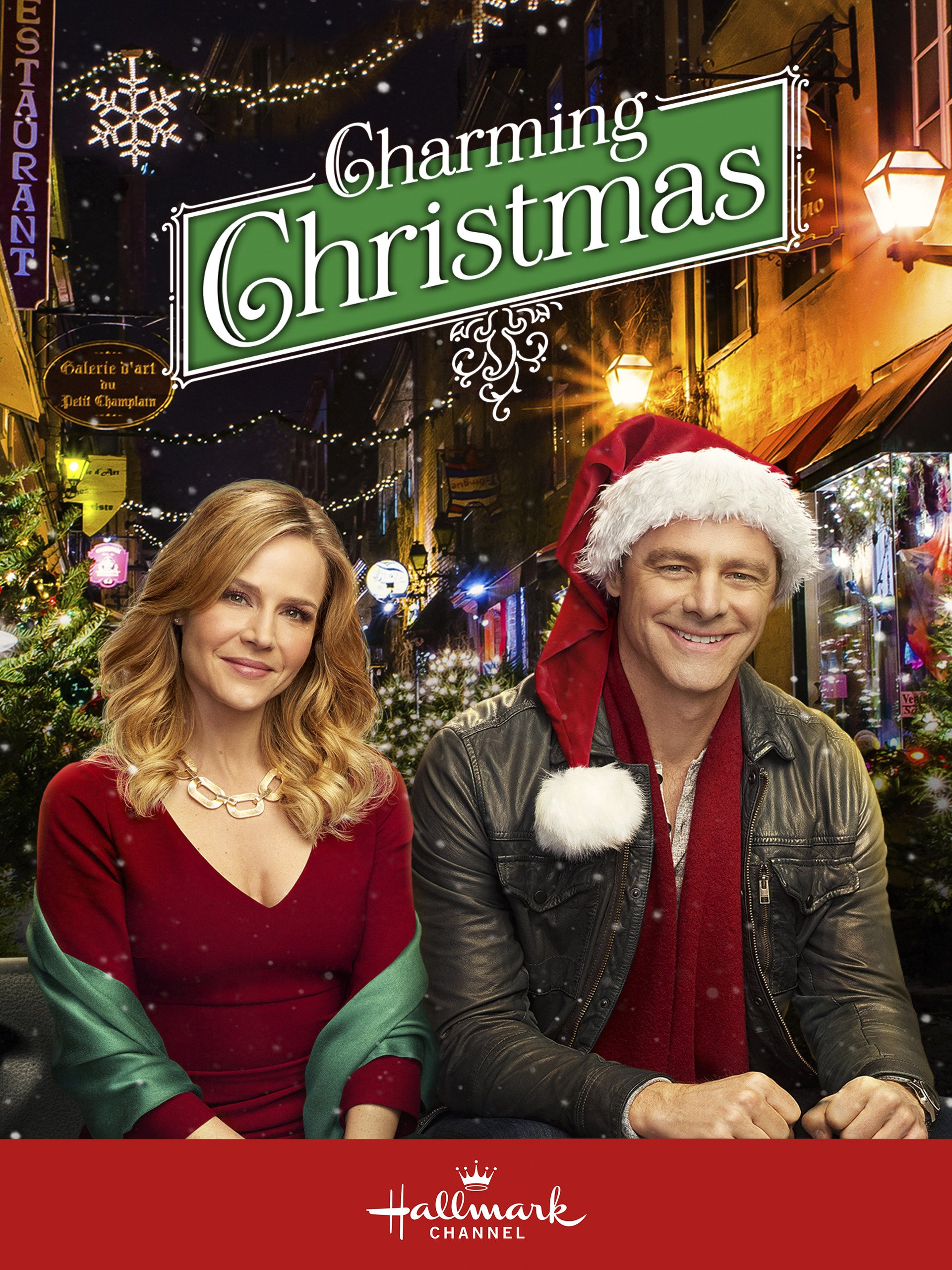 Amazon.com: Charming Christmas: Julie Benz, David Sutcliffe, Craig ...
