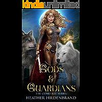 Gods and Guardians Series Box Set (A Reverse Harem Fantasy Romance Trilogy)