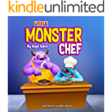 Little Monster Chef : Every Child is Talented (Bedtime stories children's picture Books Book 5)