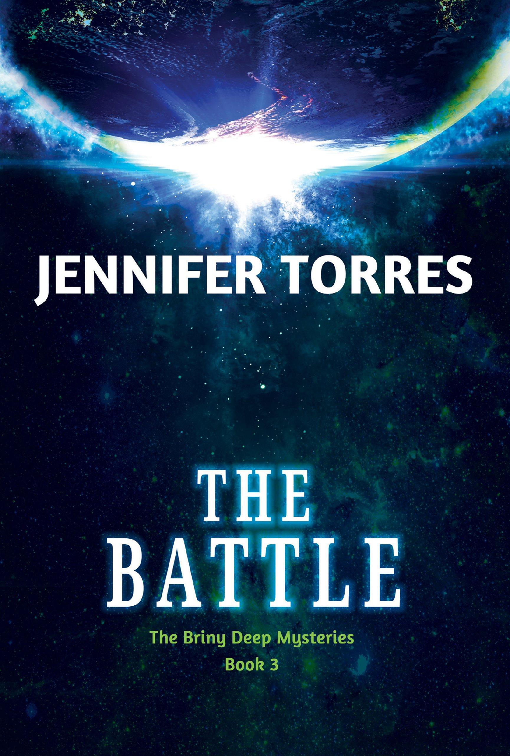 The Battle (Briny Deep Mysteries) ebook