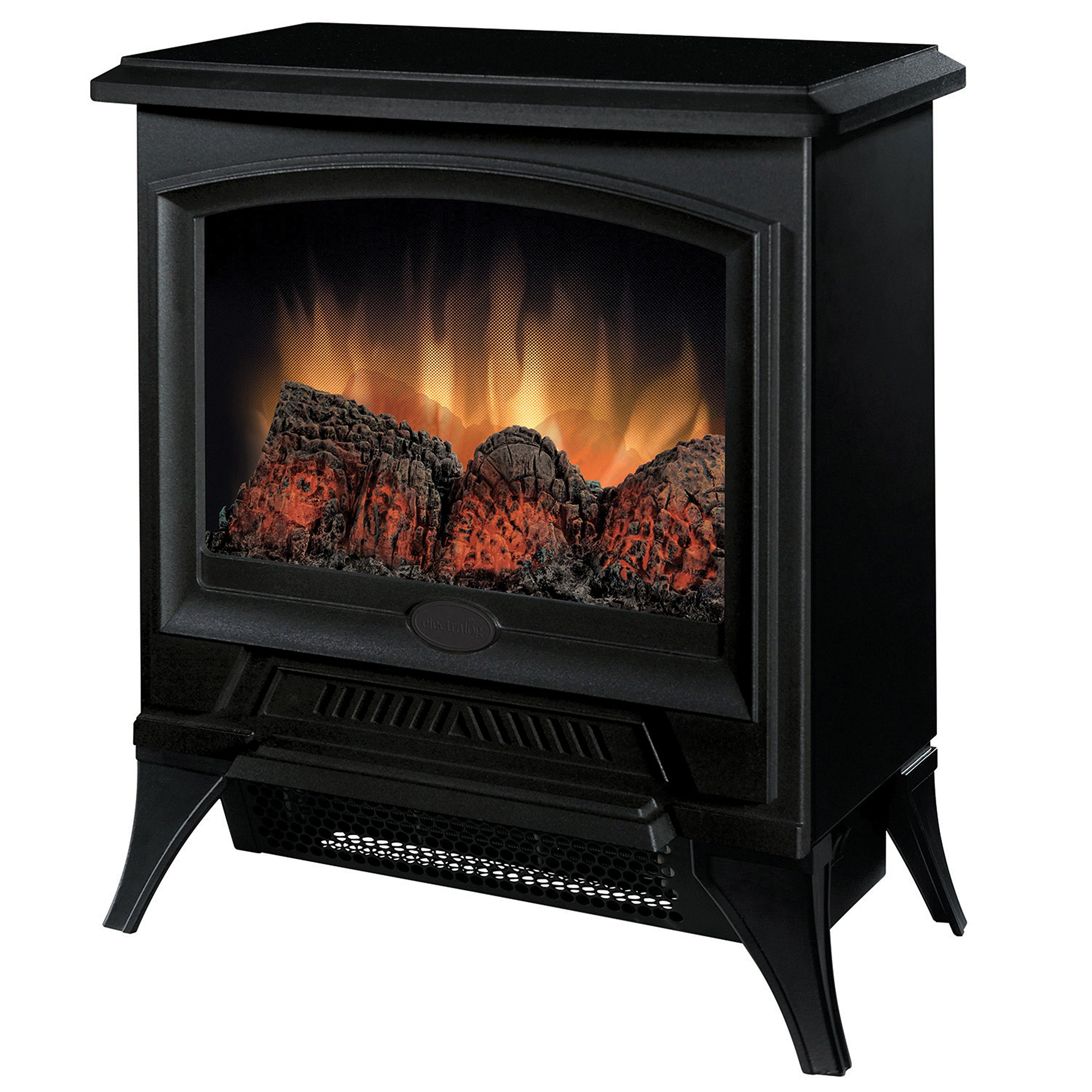 Superb Electric Fireplace Heater Amazon Part - 4: Dimplex CS-12056A Compact Electric Stove