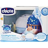 Chicco Goodnight Stars Soft Musical Nightlight - Blue