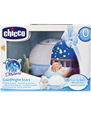 Chicco Veilleuse Ma Lampe Magic'Projection First Dreams, Coloris au choix