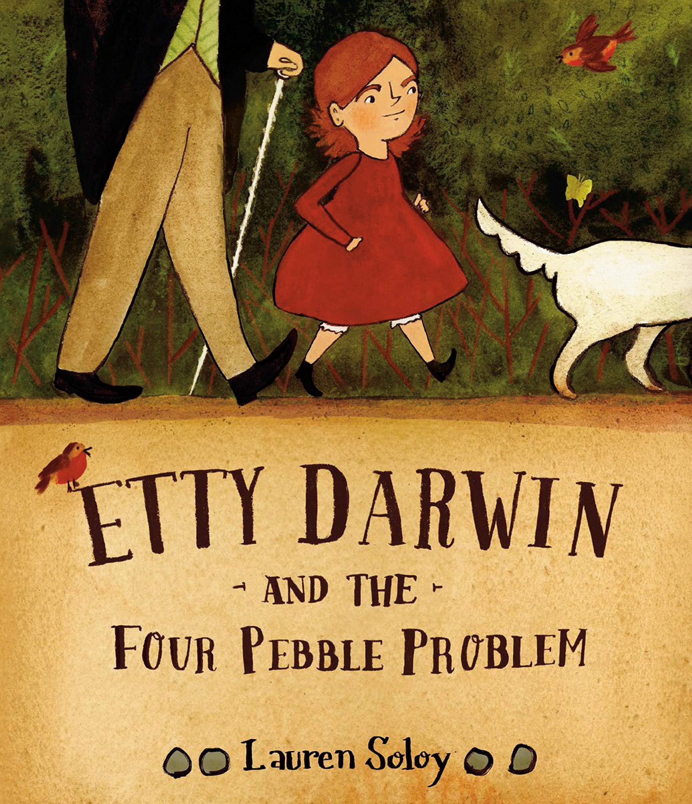 Etty Darwin and the Four Pebble Problem: Soloy, Lauren: 9780735266087:  Amazon.com: Books