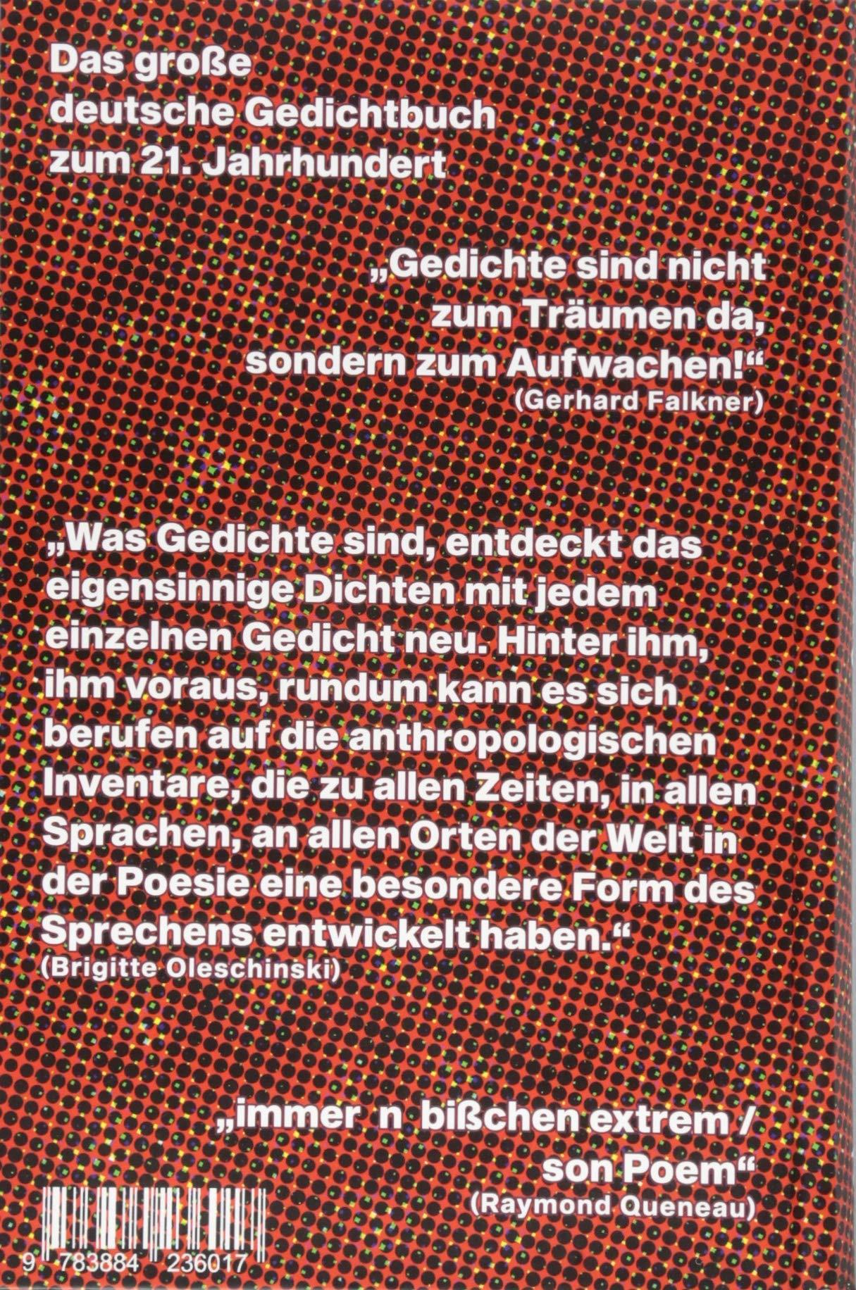 Aus Mangel An Beweisen Deutschsprachige Lyrik Des 21