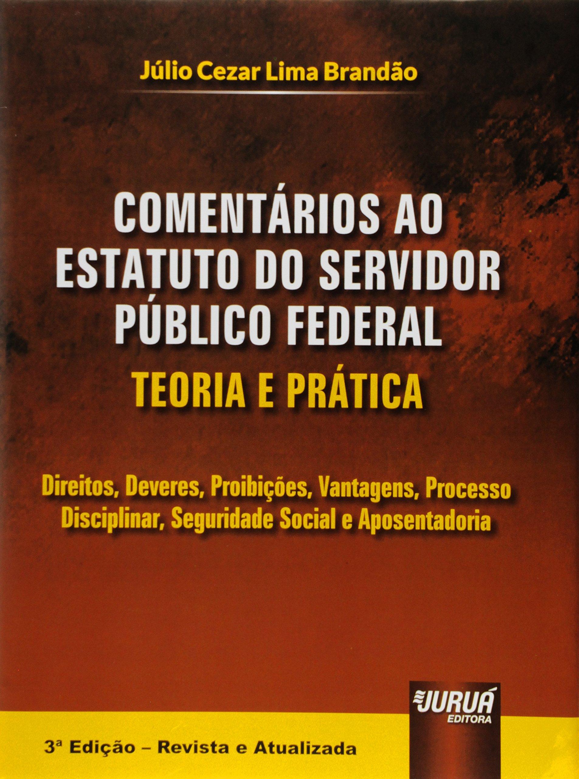Download Comentarios ao Estatuto do Servidor Publico Federal: Teoria e Pratica ePub fb2 book
