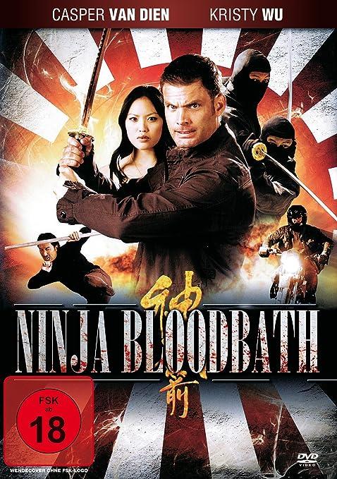 Ninja Bloodbath [Alemania] [DVD]: Amazon.es: Casper Van Dien ...
