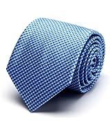 XIANGUO Herren Strickmuster weben Fashion Klassik Muster Krawatte für Casual & Arbeitskleidung Geschäft Krawatte