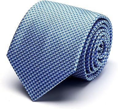 MUCO Corbata para Hombre Multicolores Moda Clasica: Amazon.es ...