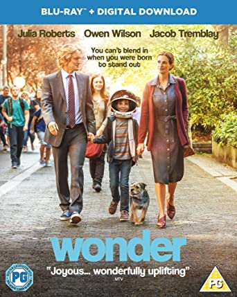 Wonder 2017 1080p WEB-DL x264 AAC - Hon3y
