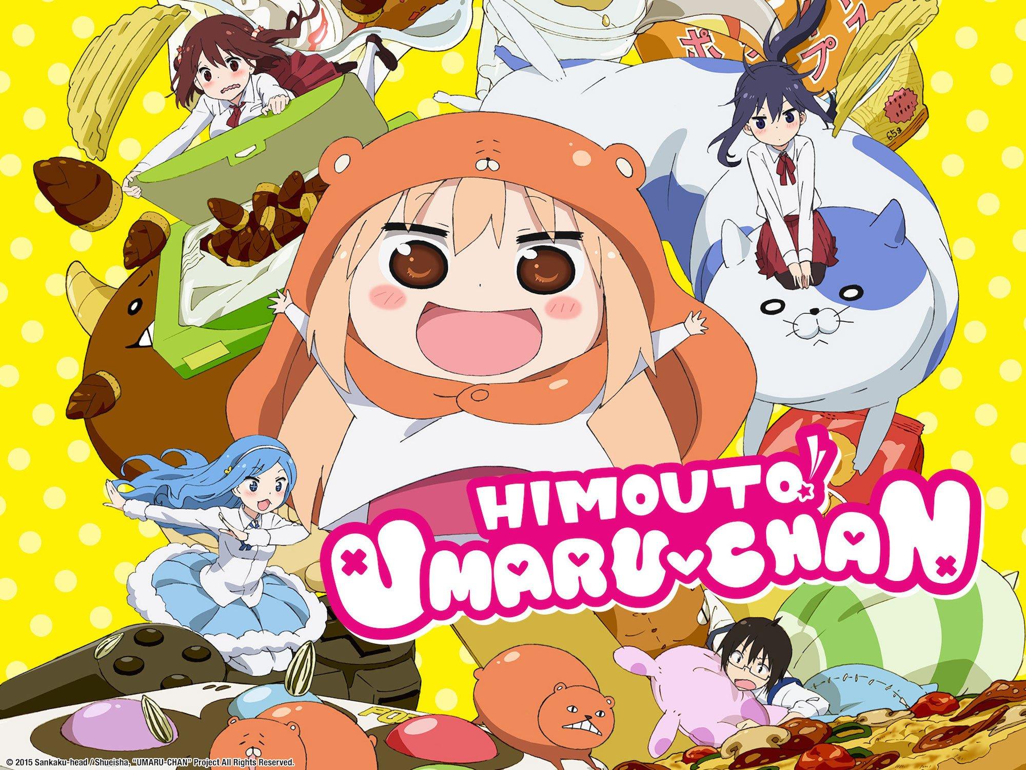 Watch Himouto Umaru Chan Season 1 Prime Video