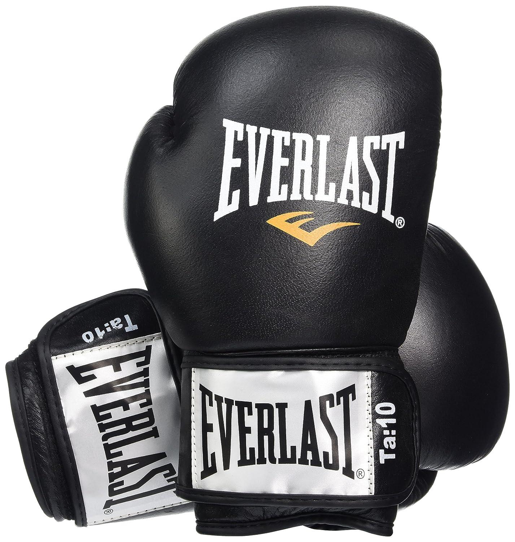 detaillering meest populair uiterst stijlvol Everlast Fighter Leather Boxing Training Gloves