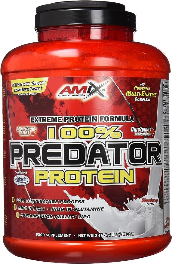 Amix Predator Protein 2 Kg Fresa 2 2000 g