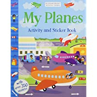 My Planes Activity and Sticker Book