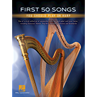 First 50 Songs You Should Play on Harp book cover