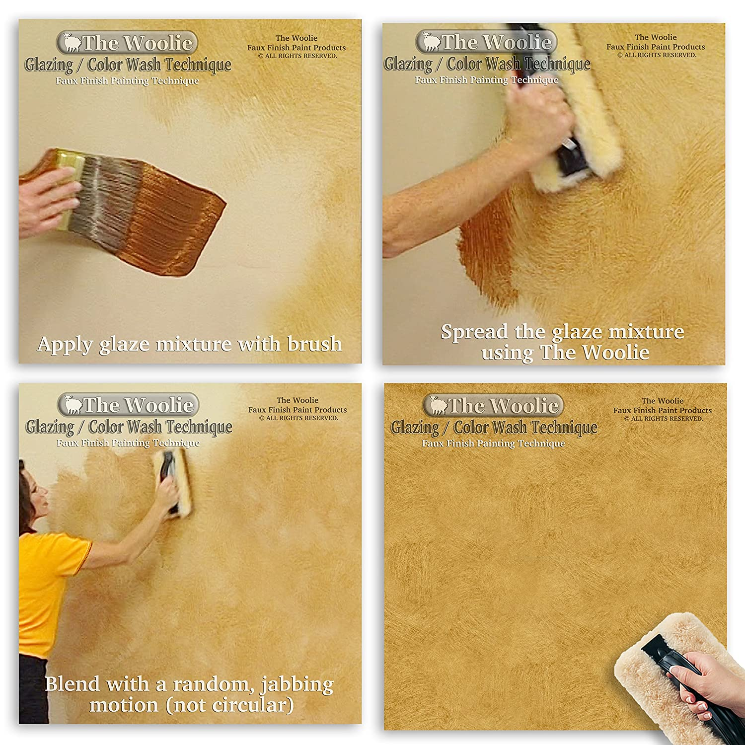 DVD - ORIGINAL & OFFICIAL Full-Length How-To Paint Step-by-Step Faux ...