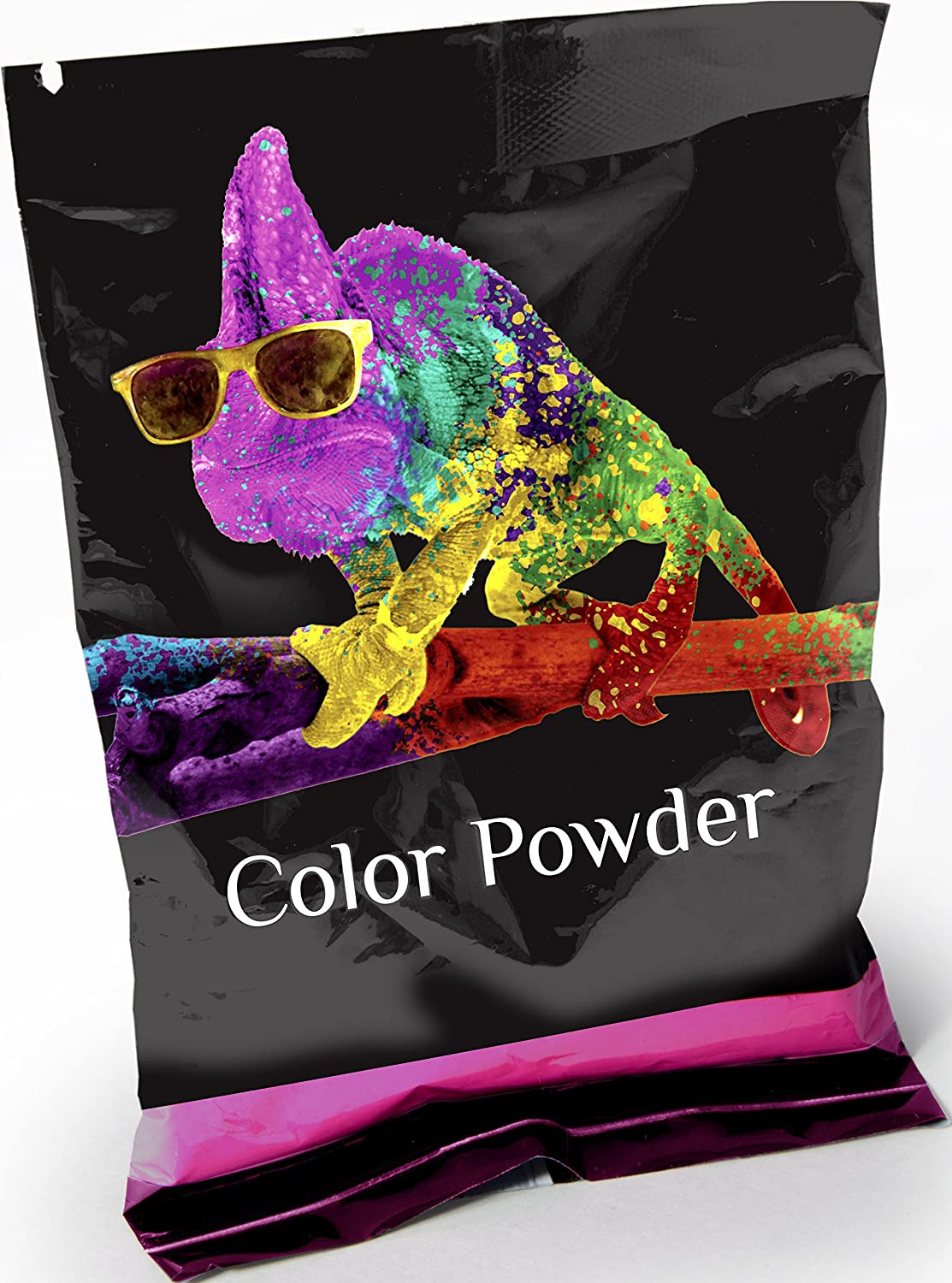 Holi Powder- Bonus Pack  10pack Plus a Free Packet of White  70g Each   Premium Colors- Red, Yellow, Navy Blue, Green, Orange, Purple, Pink,