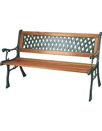 Ikea Panche Da Esterno.Panche Da Giardino Amazon It