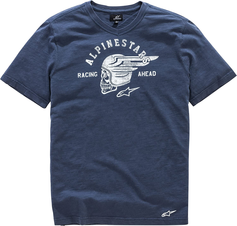 Alpinestars Standard Ramp Knit Shirt Navy Sm Multi one/_Size