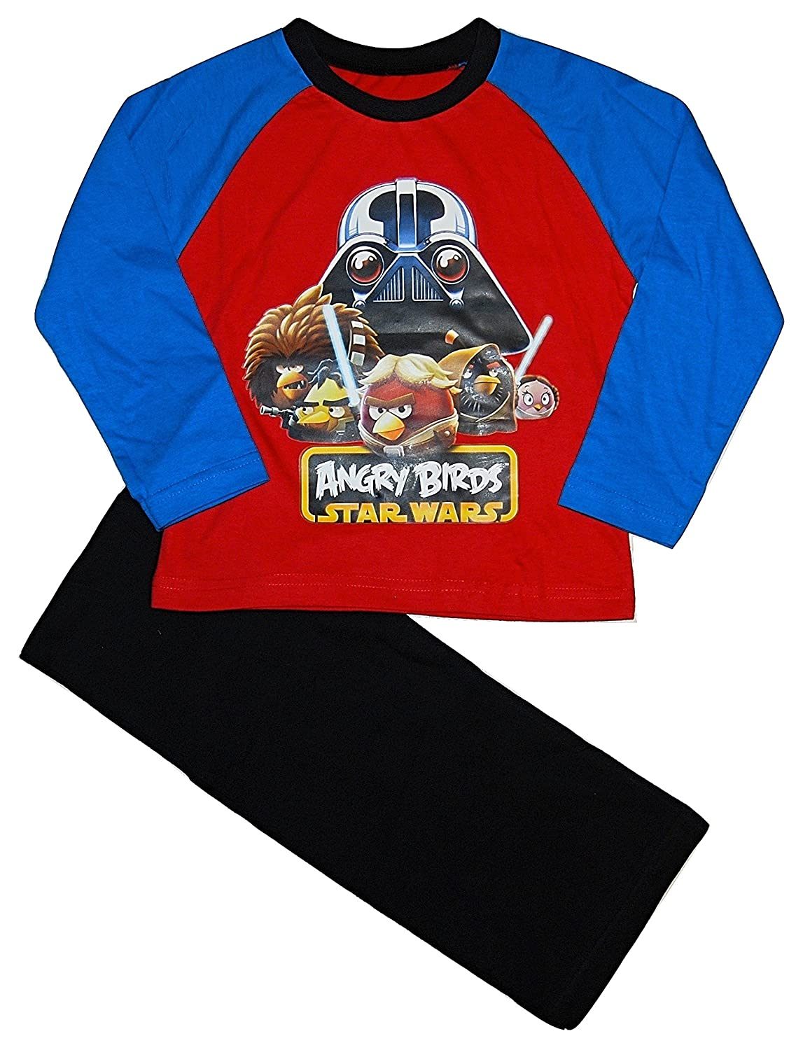 Angry Birds Star Wars Pyjamas Age 5-6 Years
