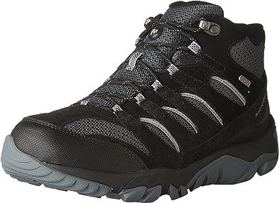 Merrell Mens Ontonagon Peak MID WP Walking Shoe
