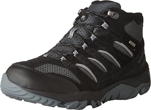 Merrell White Pine Mid Vent Mens Suede
